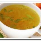 Как приготовить диетический суп