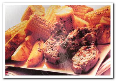 Рецепт свинины на гриле