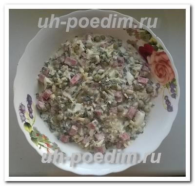 салат из морской капусты рецепт