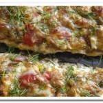 Вкусное блюдо из баклажанов с фаршем