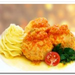Куйлалах - еврейское блюдо из куриного фарша