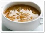 Питание при диетах. Луковый суп