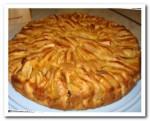 Яблочный пирог по корнуэльски