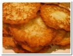 Как  готовить картофельные золотистые драники