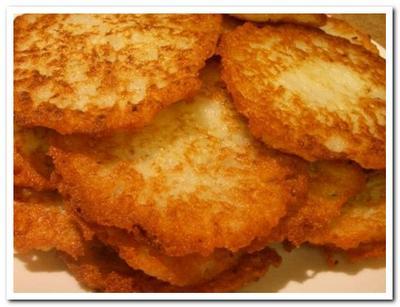 рецепт картофельных драников со сметаной