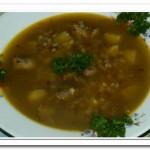 Как приготовить вкусный суп с куриной печенью