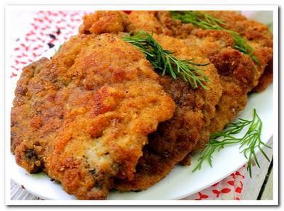 рецепт отбивных из свинины на сковороде
