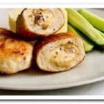 Готовим вкусные котлеты с грибами и сыром