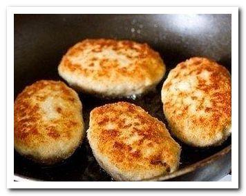 как приготовить котлеты с грибами и сыром