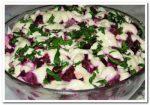 Вкусные салаты из свеклы