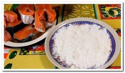 рыба в маринаде в духовке рецепт