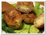 Вкусные  картофельные зразы с мясным фаршем