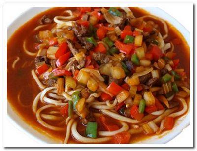 рецепт супа лагмана с бараниной