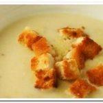 Вкусный  рецепт  сырного  супа