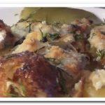 Аппетитная рыбная запеканка с картошкой в духовке