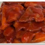 Свинина в кисло сладком соусе как в китайском ресторане