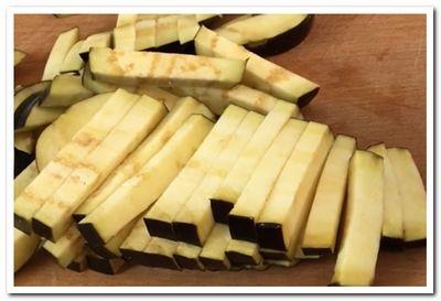 рецепт салата из баклажанов с помидорами и чесноком