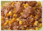Как приготовить гречку с куриным филе