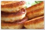 Готовим вкусные и пышные оладьи на кефире