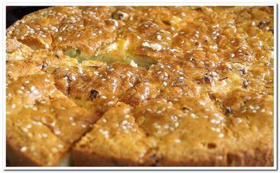 заливной пирог с капустой на сметане