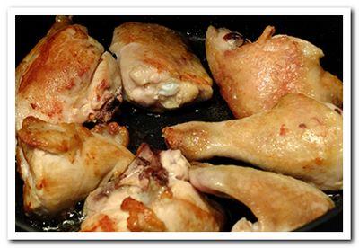 Как приготовить рагу из курицы
