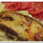 Как вкусно приготовить рыбу, запеченную с картофелем