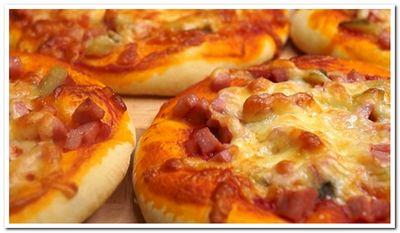 рецепт школьной пиццы