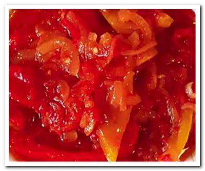 рецепт лечо на зиму помидоры, болгарский перец,лук
