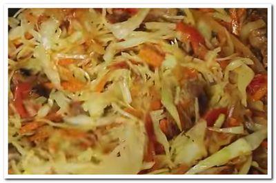 рецепт приготовления бигуса