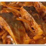 Вкусный рецепт селедки по-корейски