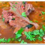 Суп харчо, в котором нет Ничо