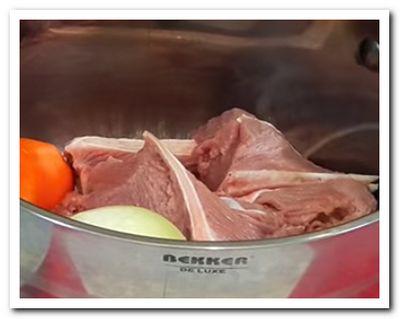приготовление рецепта харчо