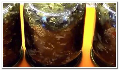 баклажаны как грибы на зиму рецепт
