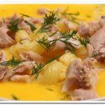 Очень вкусный суп пюре из курицы