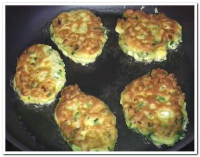 рецепт ленивых пирожков с яйцом и зеленым луком