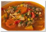 Готовим очень вкусное первое блюдо –  мексиканский суп