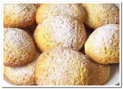 домашнее печенье на сметане рецепт