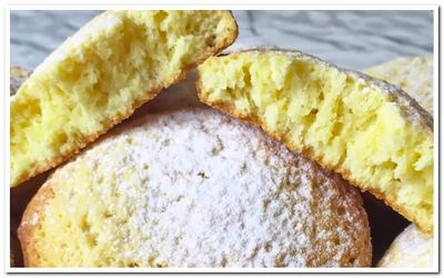печеньки на сметане рецепт домашний