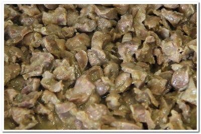 куриные желудки рецепт пригтовления