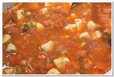 суп фасолевый с курицей рецепт