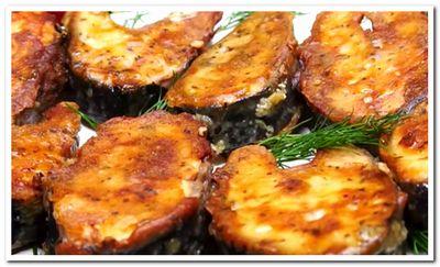 рецепт жареной горбуши на сковороде