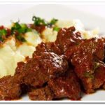 Как приготовить мясную подливу из говядины