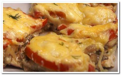 рецепт мяса по французски в духовке