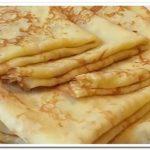 Рецепт очень вкусных сырных блинов