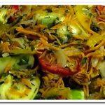 Готовим очень вкусные кабачки по-корейски на зиму