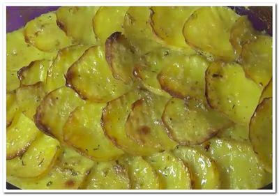 картофель буланжер рецепт