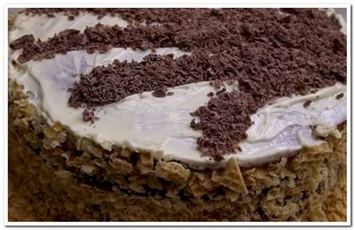 как приготовить рецепт торта на сковороде