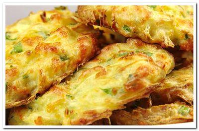 рецепт капустных оладий