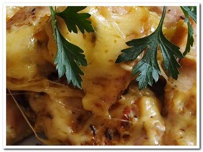 куриная грудка запеченная в духовке рецепт