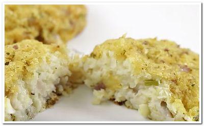 котлеты из цветной капусты с сыром в духовке рецепт